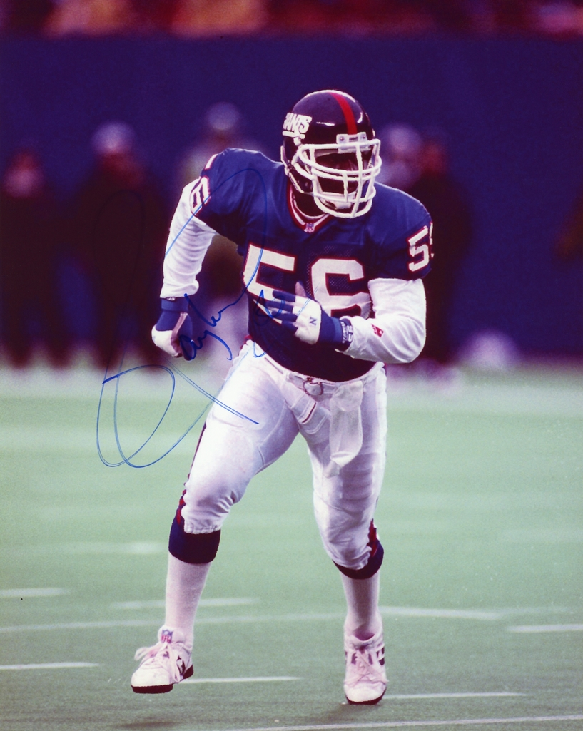 Lawrence Taylor Signed Photo