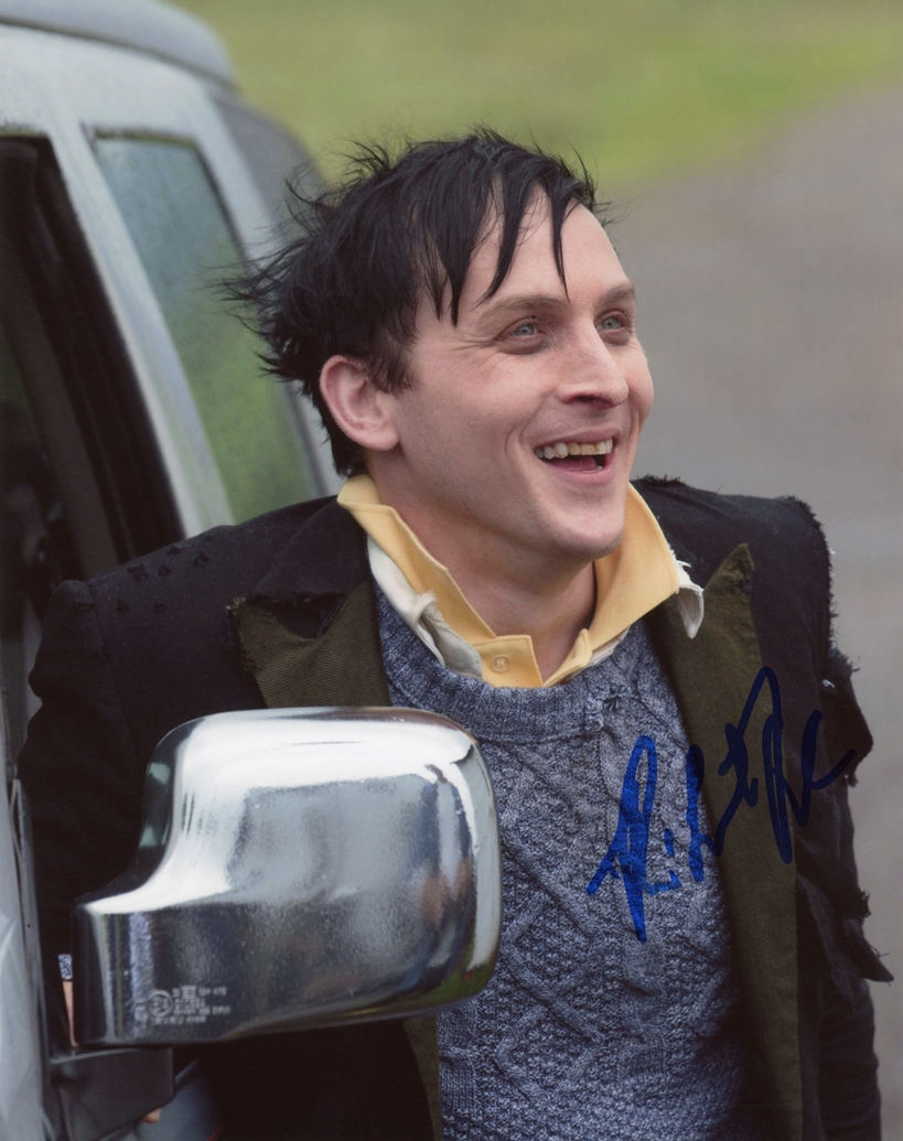Robin Lord Taylor Signed Photo
