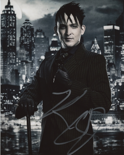 Robin Taylor Signed Photo