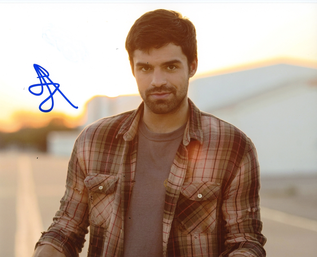 Sean Teale Signed Photo