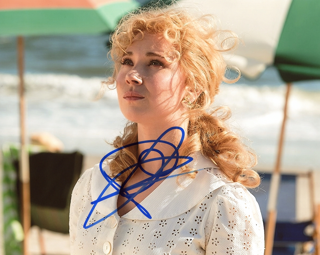 Juno Temple Signed Photo