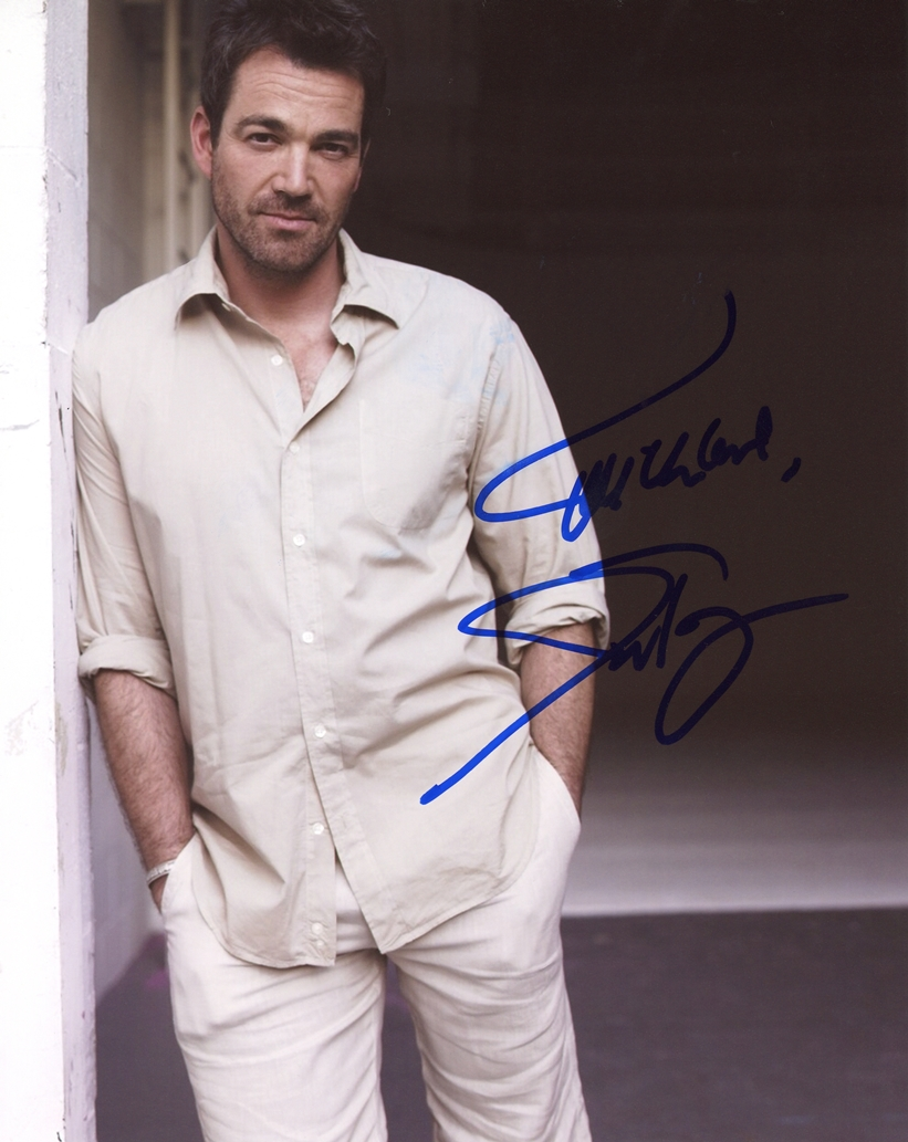 Jon Tenney Signed Photo
