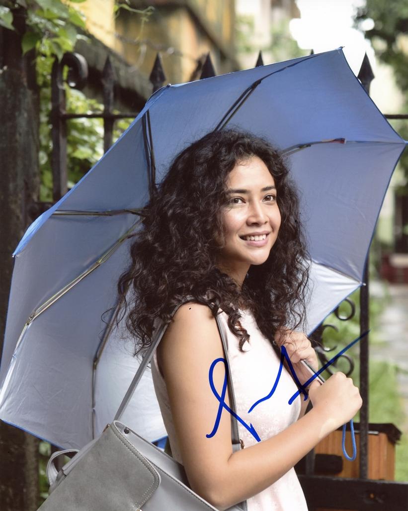 Geetanjali Thapa Signed Photo