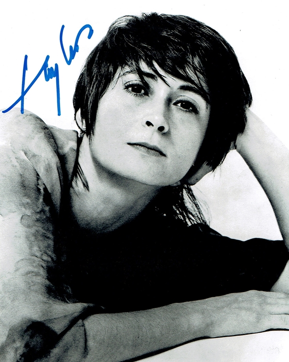 Twyla Tharp Signed Photo
