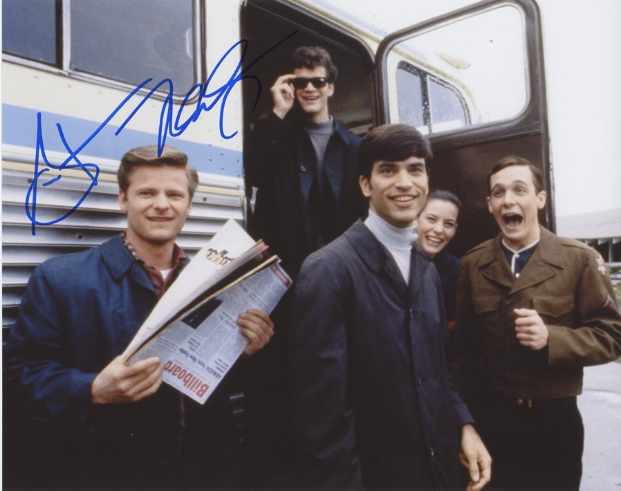 Tom Everett Scott & Steve Zahn Signed Photo