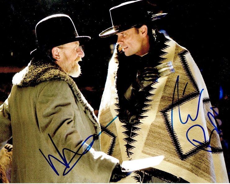 The Hateful 8 Signed Photo