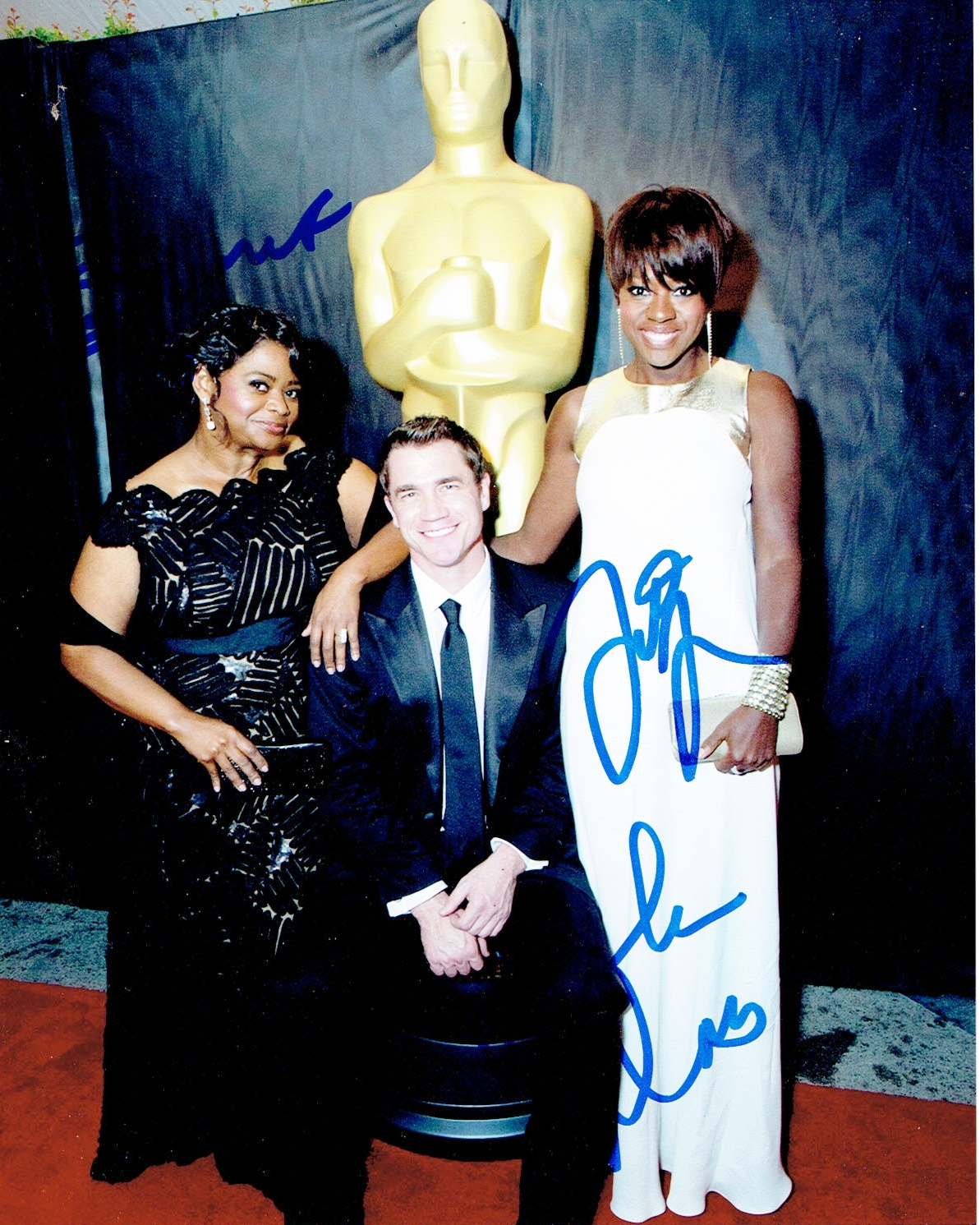 The Help Signed Photo