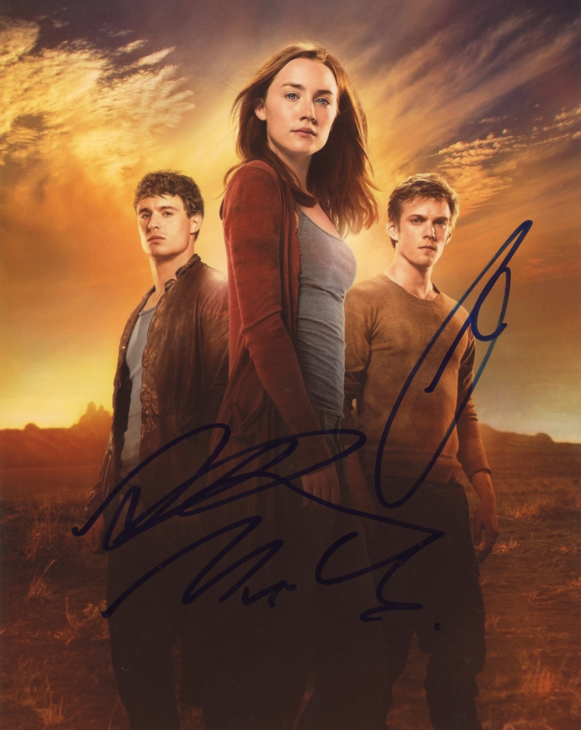 The Host Signed Photo