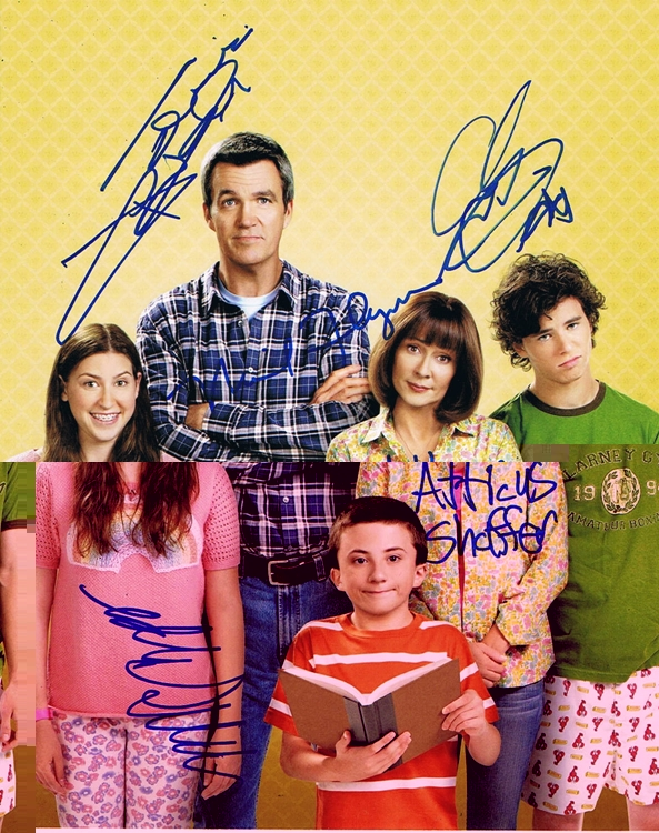 Show The Middle Cast The Middle tv Show Cast