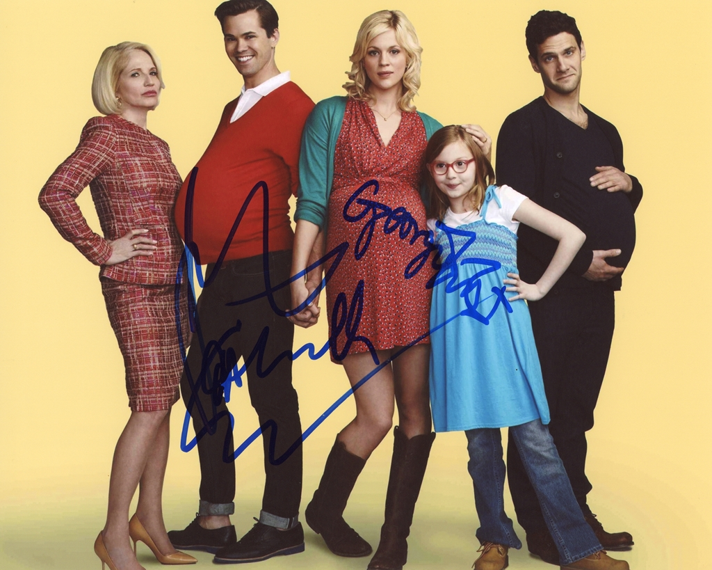 The New Normal Signed Photo