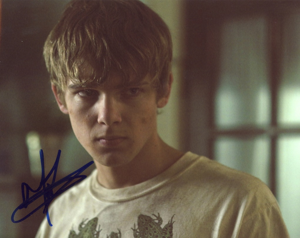 Max Thieriot Signed Photo