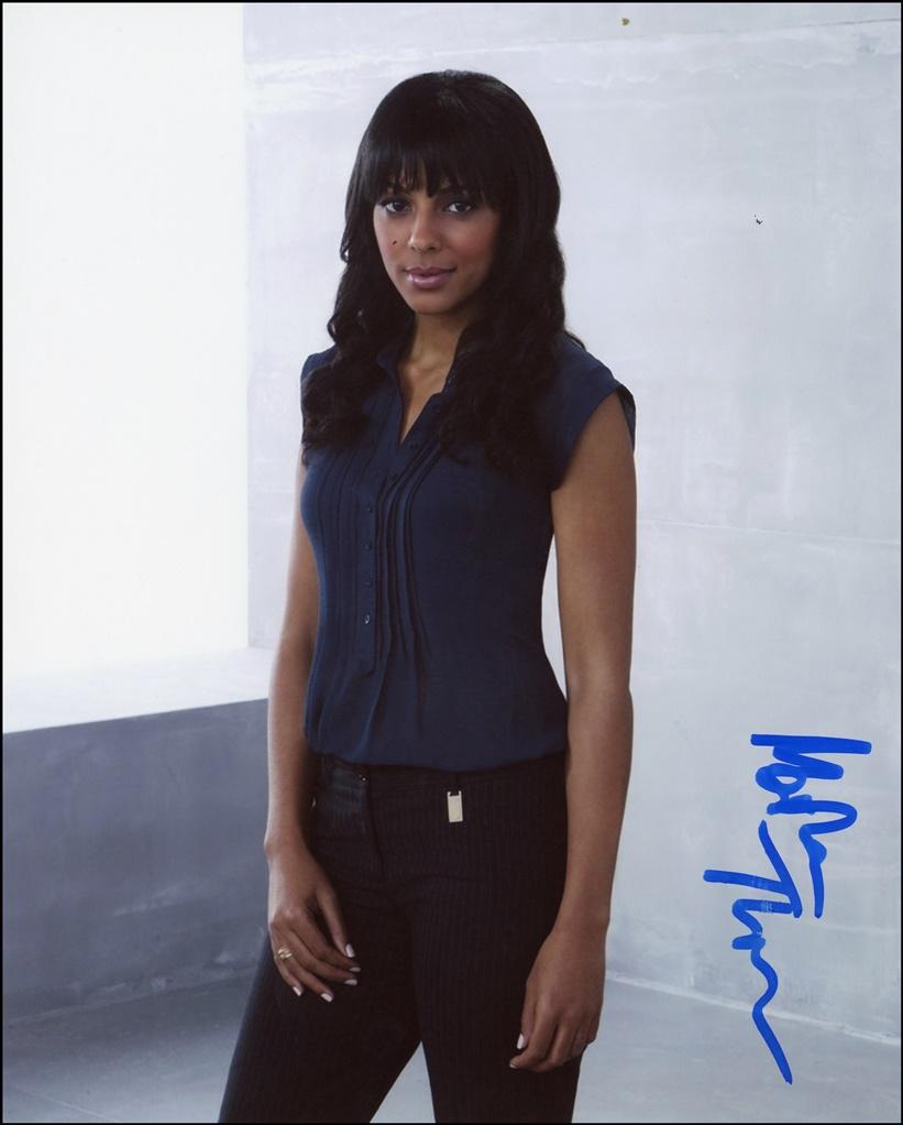 Marsha Thomason Signed Photo