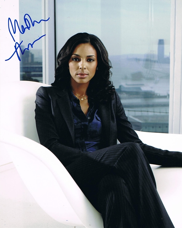 Marsha Thomason Signed Photo