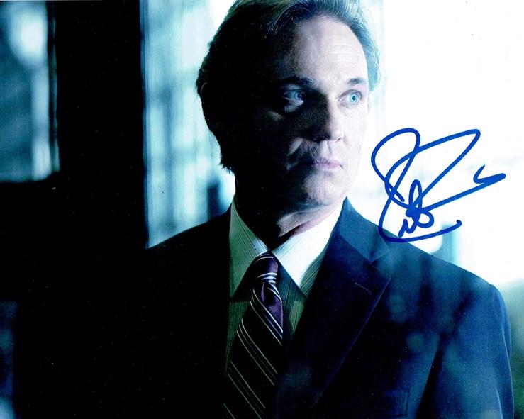 Richard Thomas Signed Photo