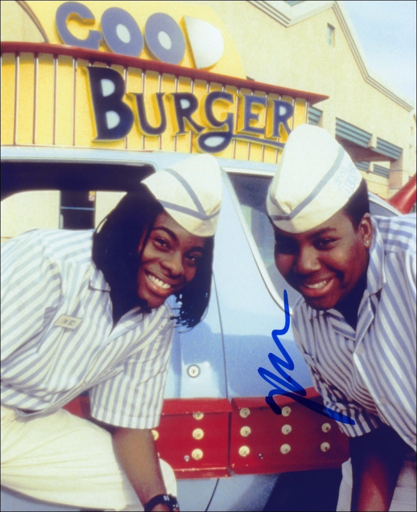 Kenan Thompson Signed Photo