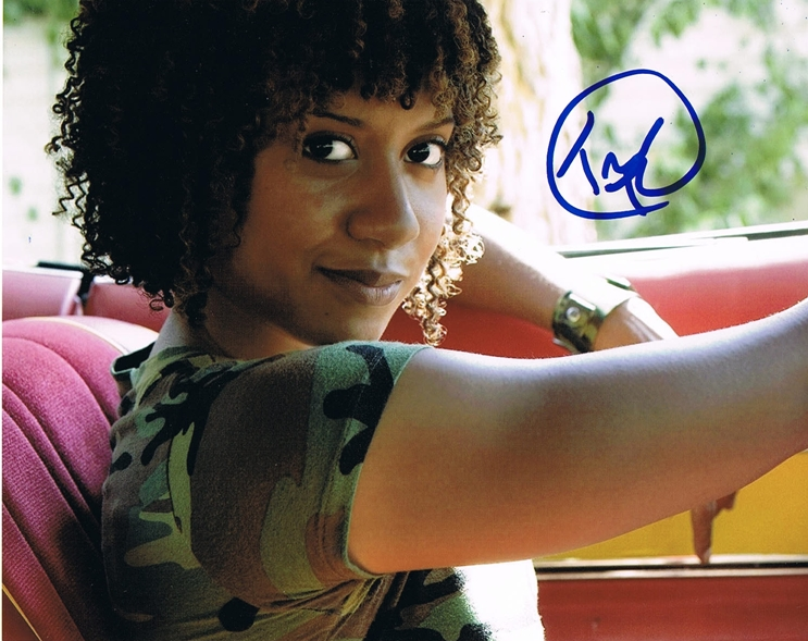 Tracie Thoms Signed Photo