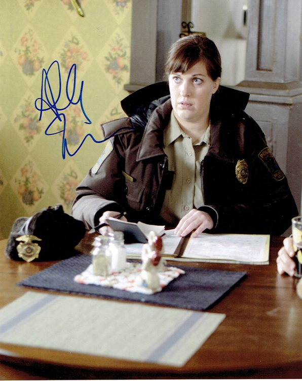 Allison Tolman Signed Photo