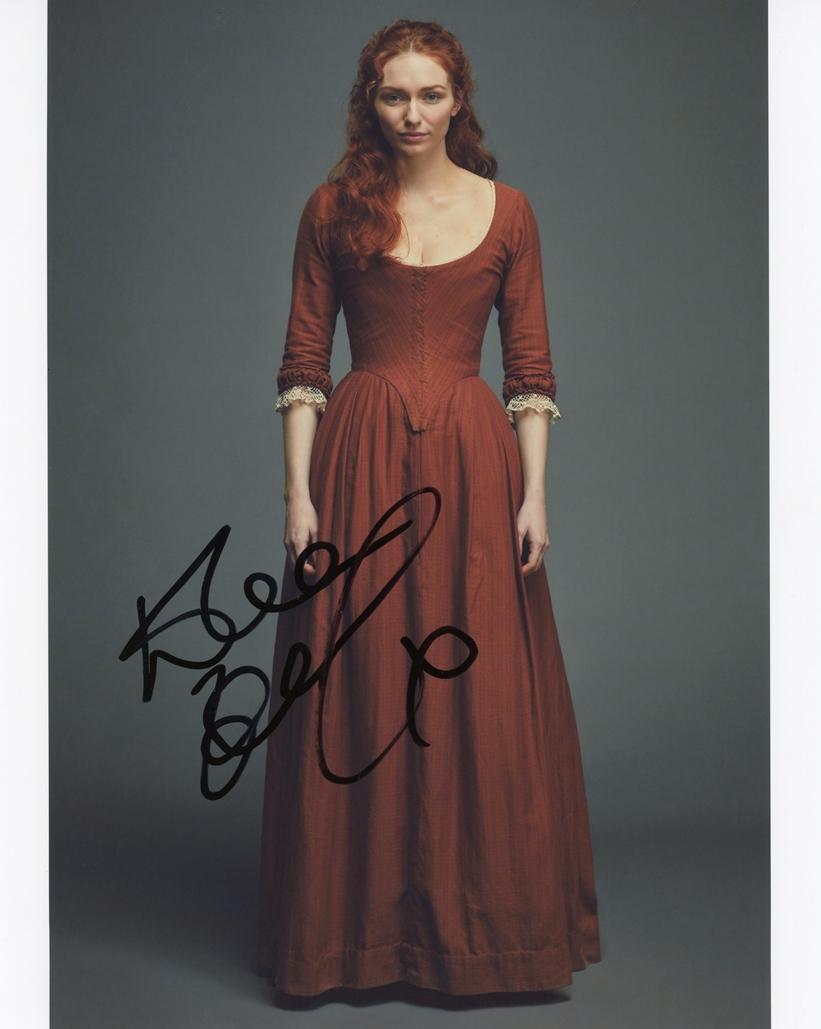 Eleanor Tomilson Signed Photo