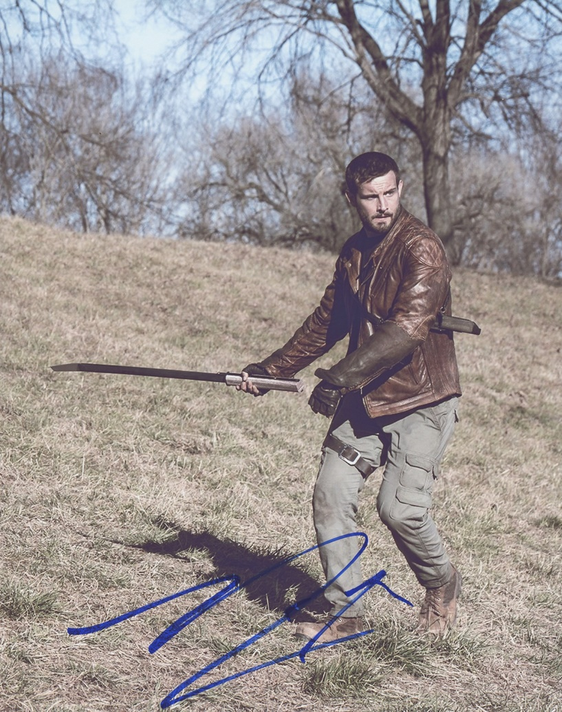 Nico Tortorella Signed Photo