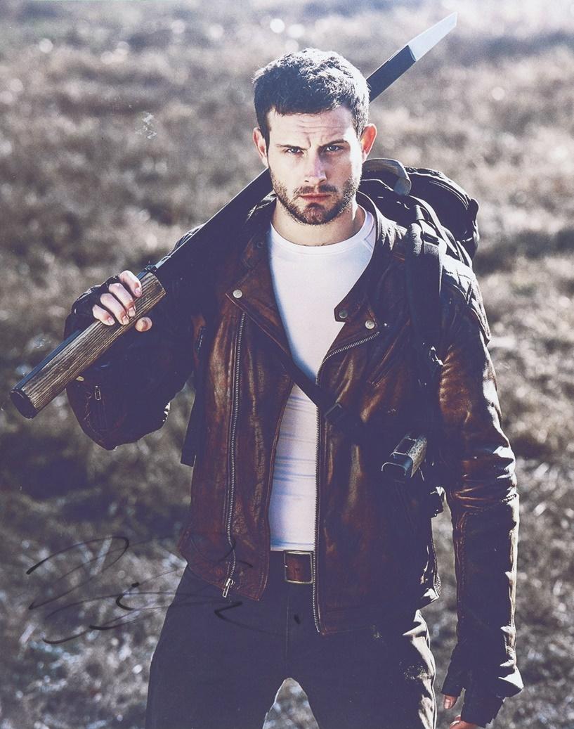 Nico Tortorella Signed Photo