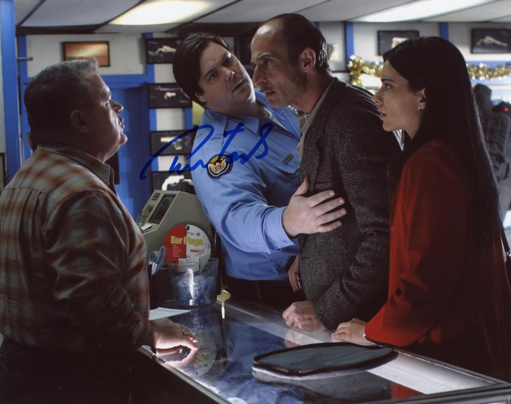 Shaun Toub Signed Photo