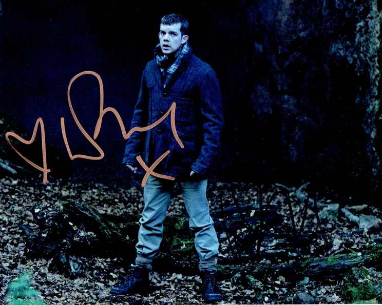 Russell Tovey Signed Photo
