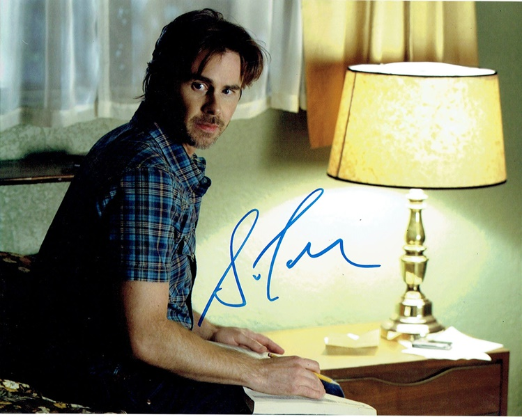 Sam Trammell Signed Photo