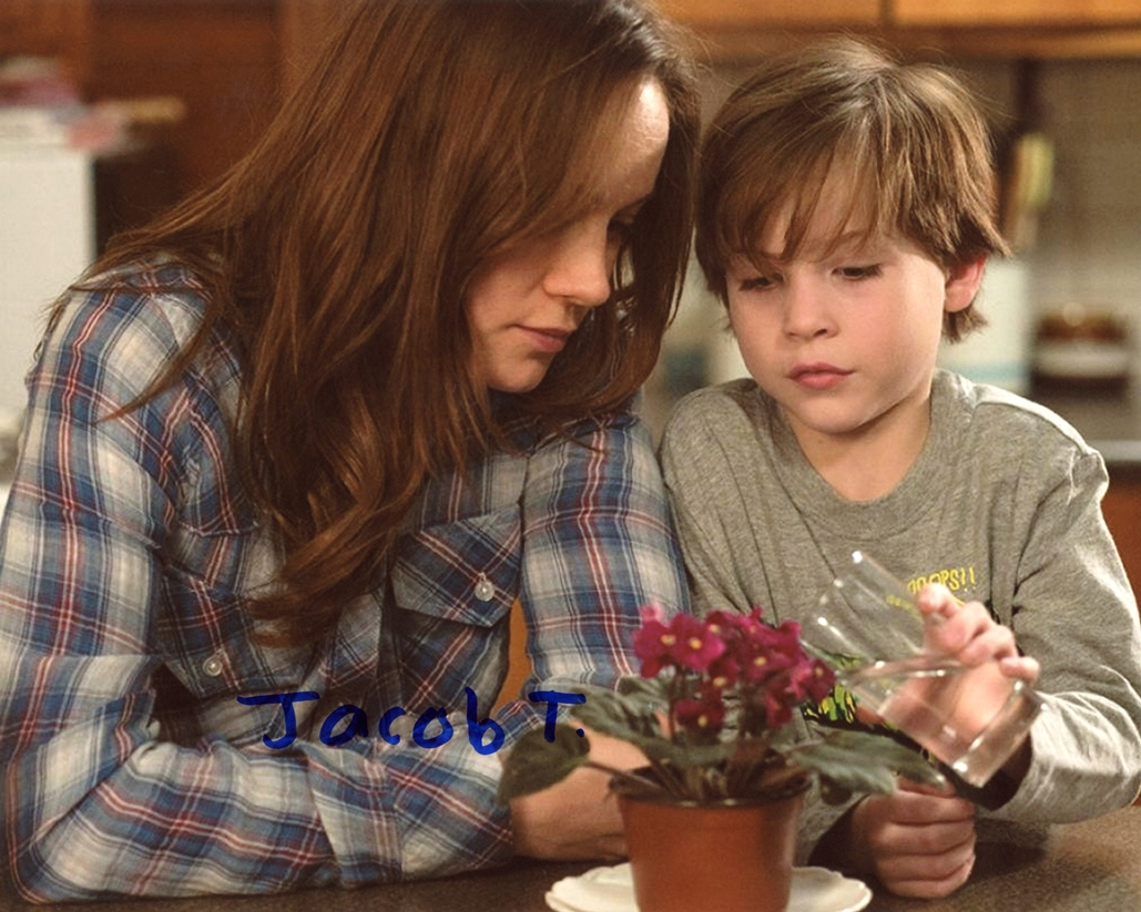 Jacob Tremblay Signed Photo