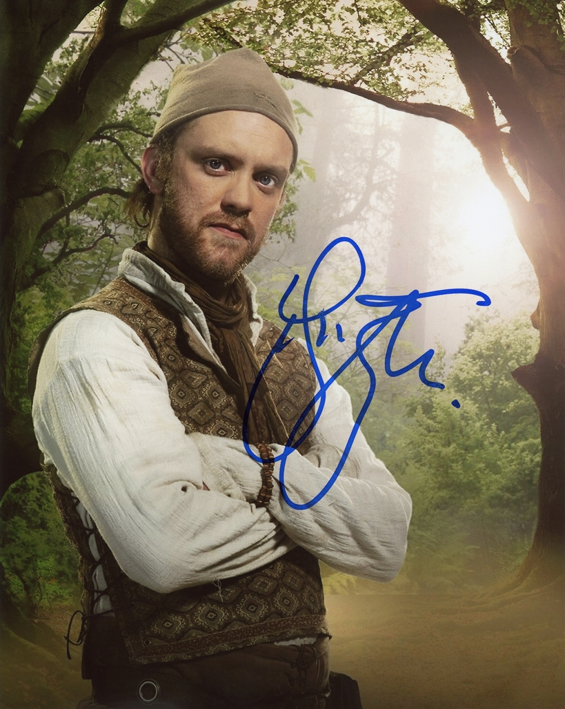 Sam Troughton Signed Photo