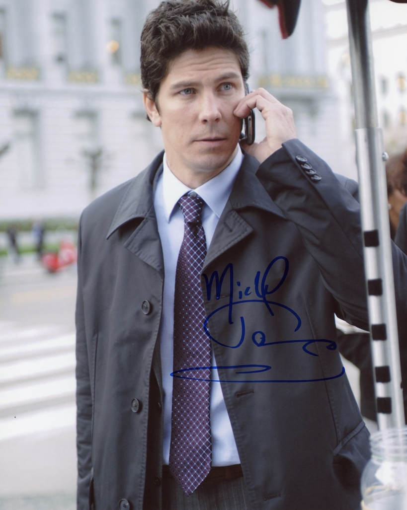 Michael Trucco Signed Photo