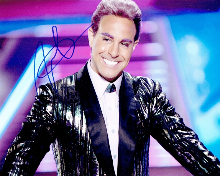 Stanley Tucci Signed Photo