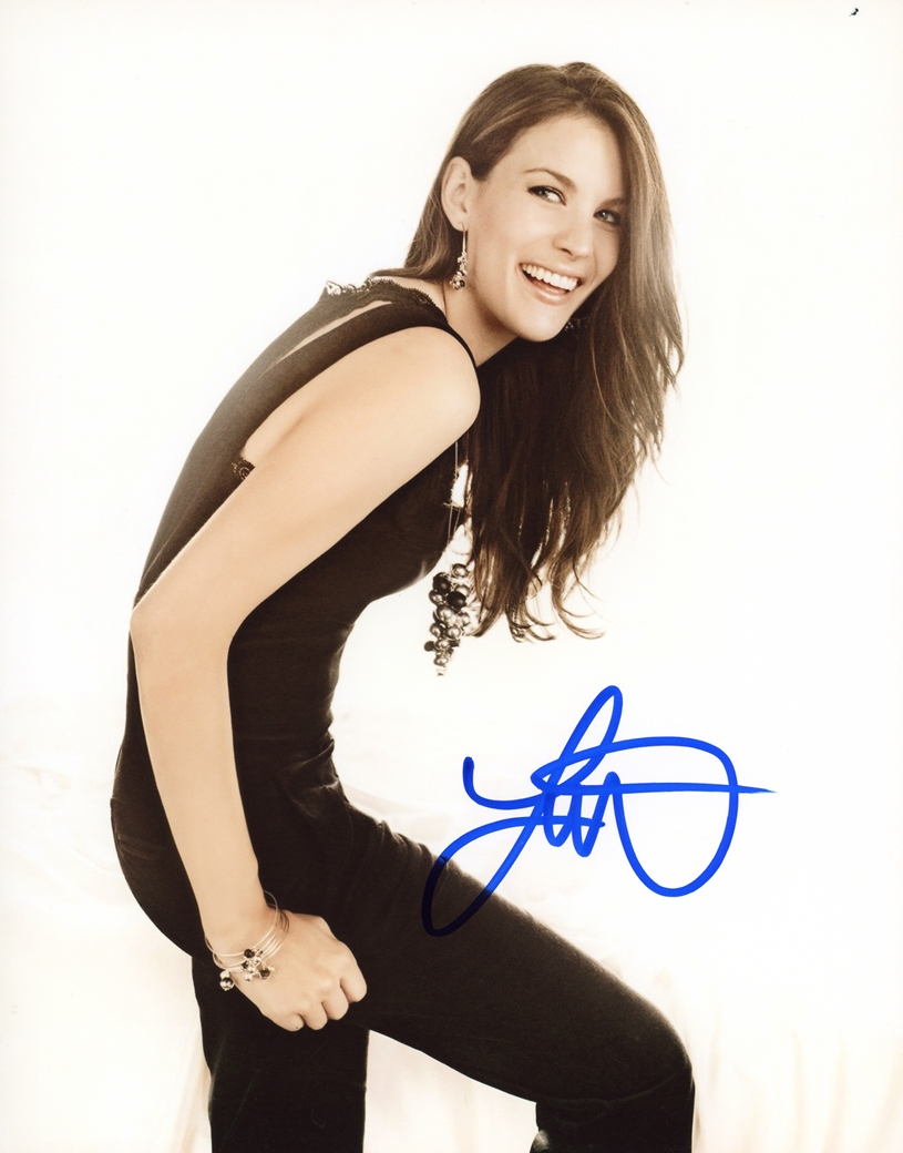 Liv Tyler Signed Photo
