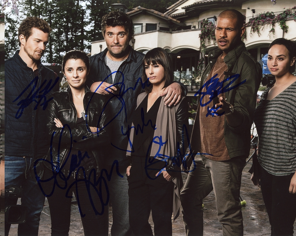 UnREAL Signed Photo