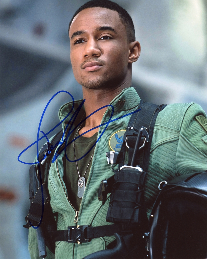Jessie T. Usher Signed Photo