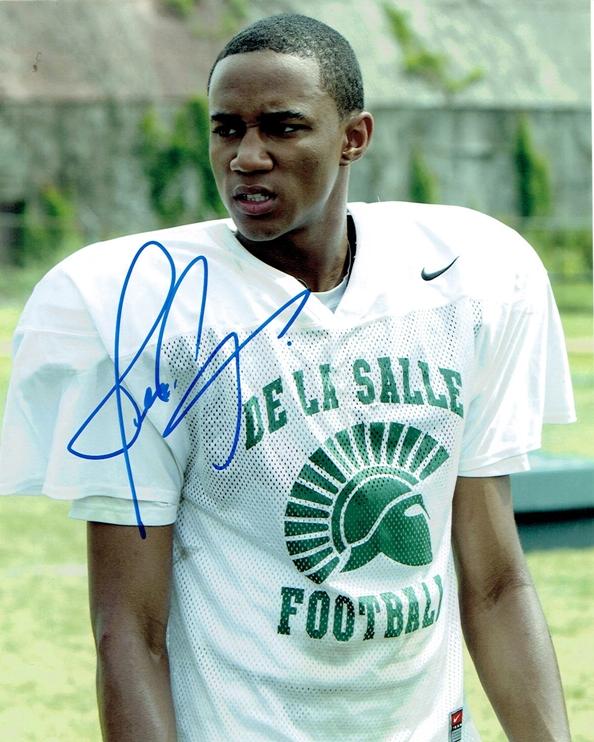 Jessie T. Usher Signed Photo