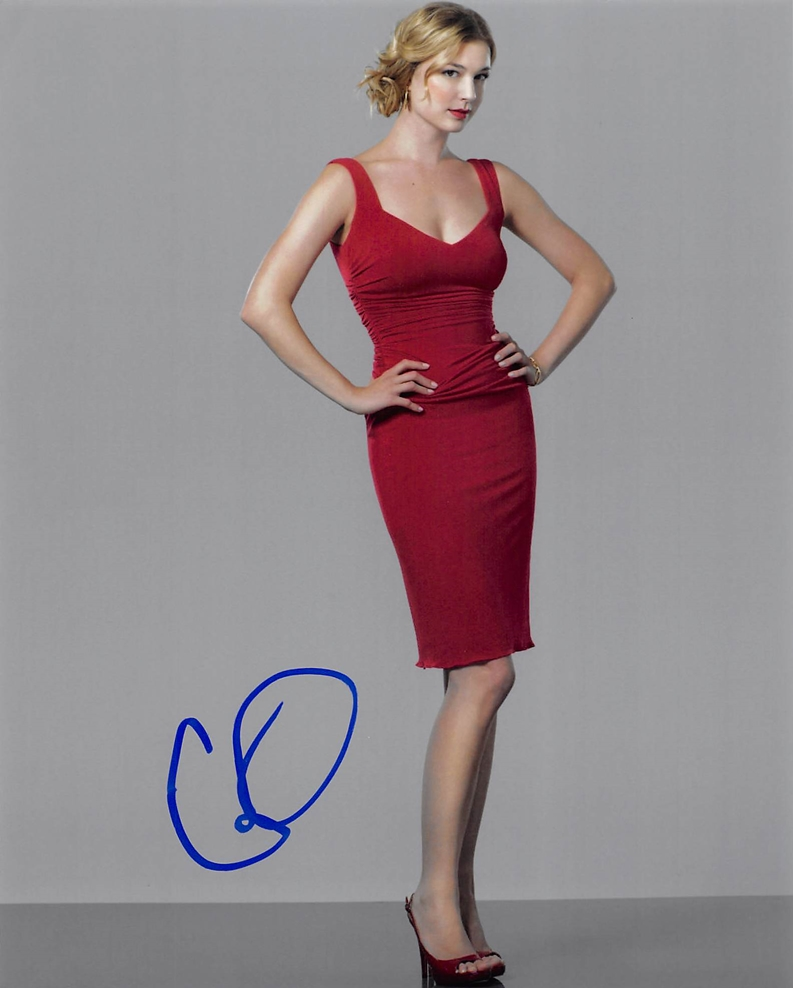 Emily VanCamp Signed Photo