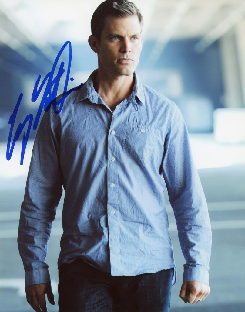 Casper Van Dien Signed Photo