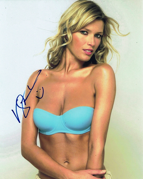 Veronica Varekova Signed Photo