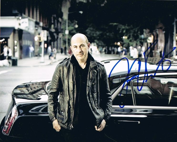 John Varvatos Signed Photo