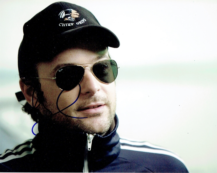 Matthew Vaughn Signed Photo