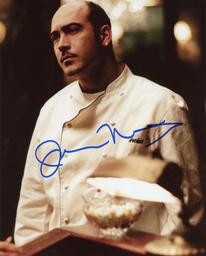 John Ventimiglia Signed Photo