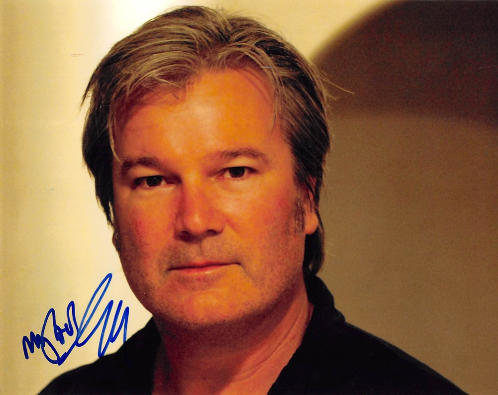 Gore Verbinski Signed Photo