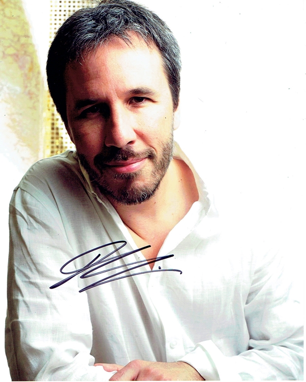 Denis Villeneuve Signed Photo