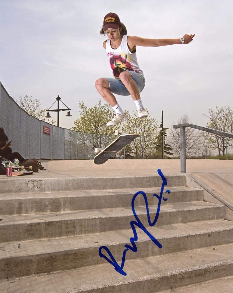 Rachelle Vinberg Signed Photo