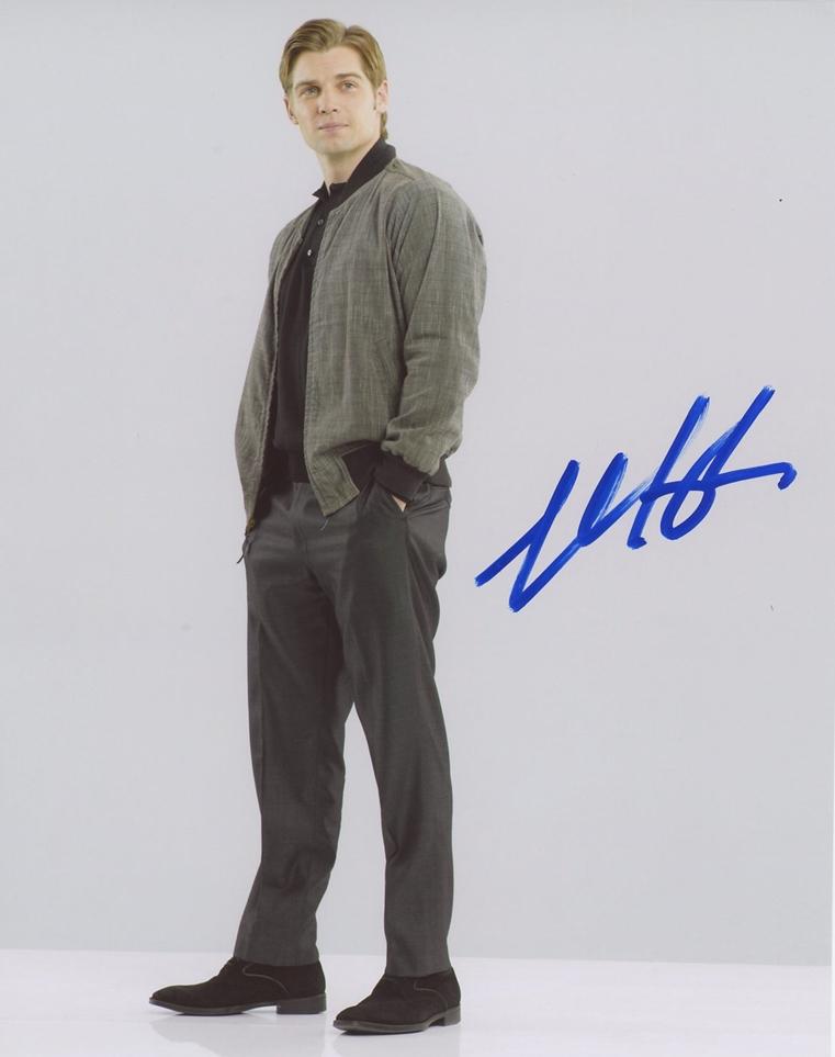 Mike Vogel Signed Photo