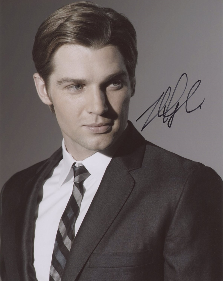 Mike Vogel Signed Photo