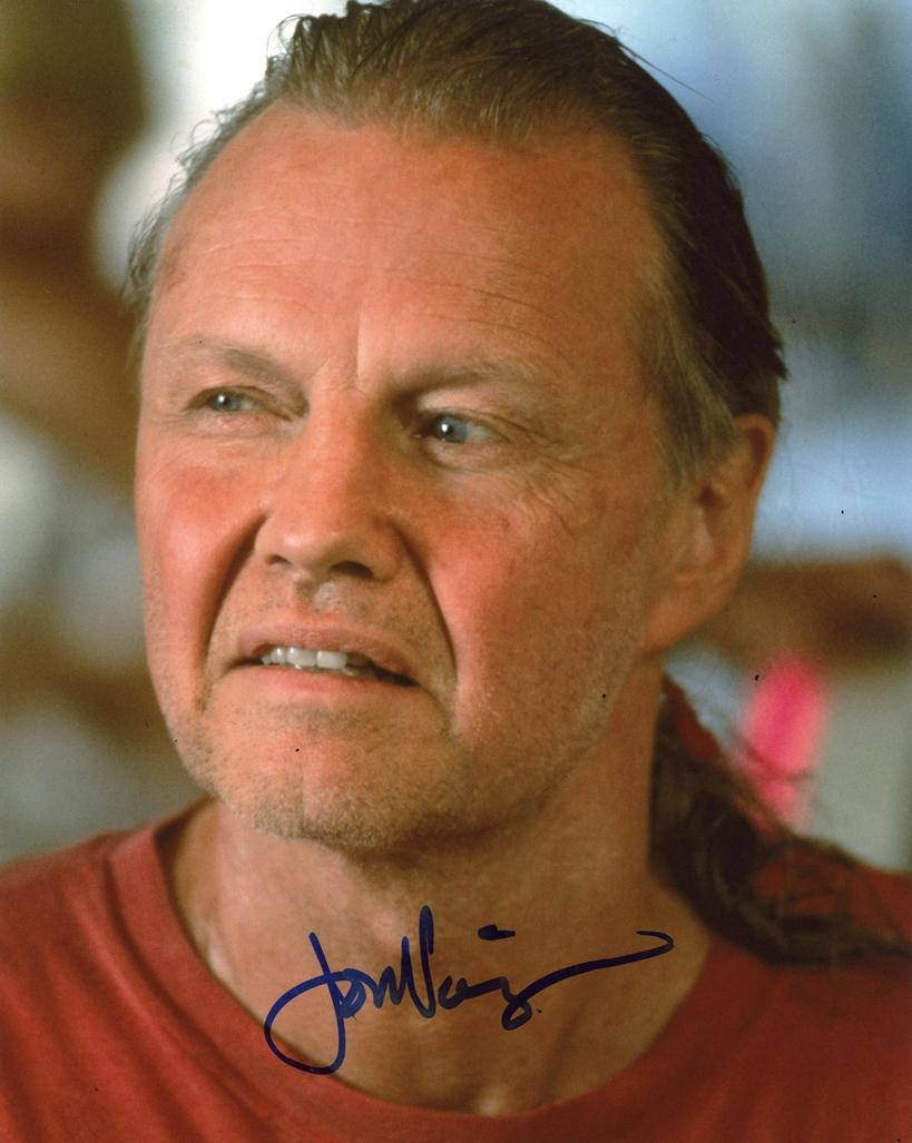 Jon Voight Signed Photo