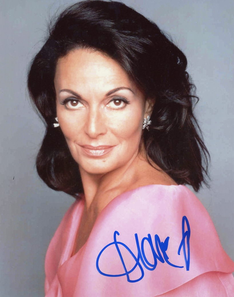 Diane Von Furstenberg Signed Photo