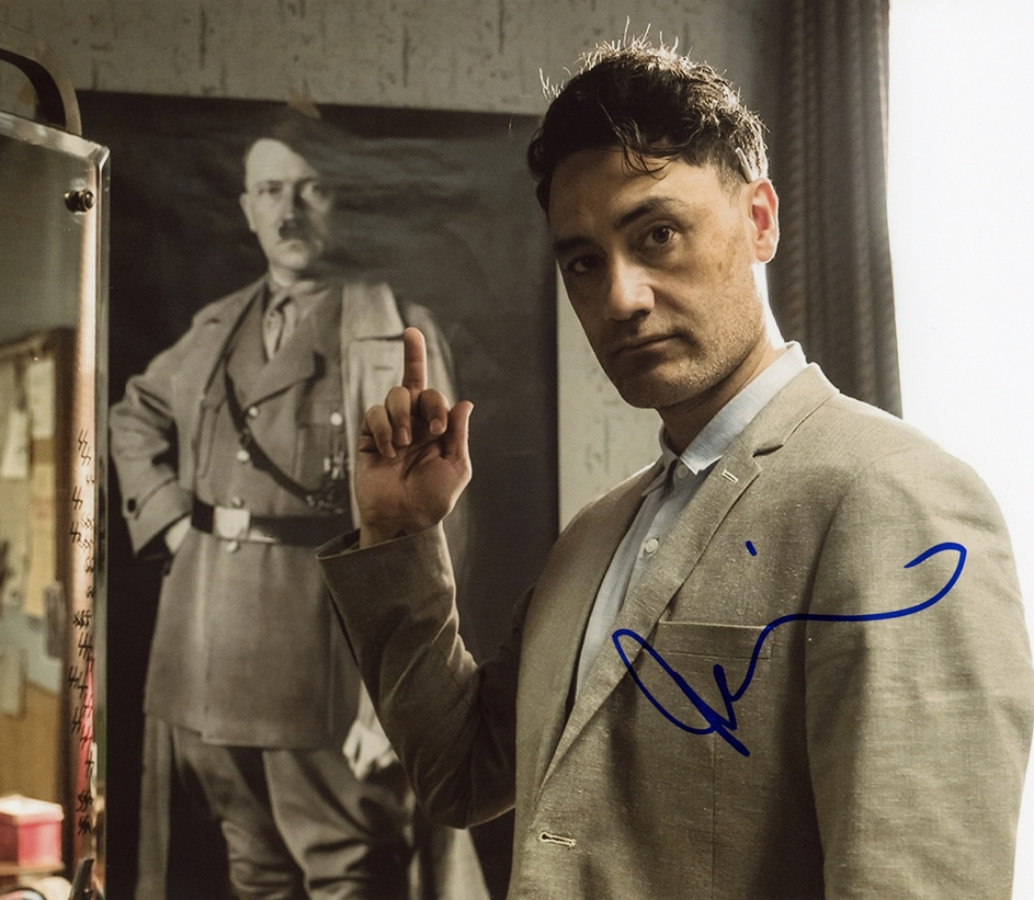 Taika Waititi Signed Photo