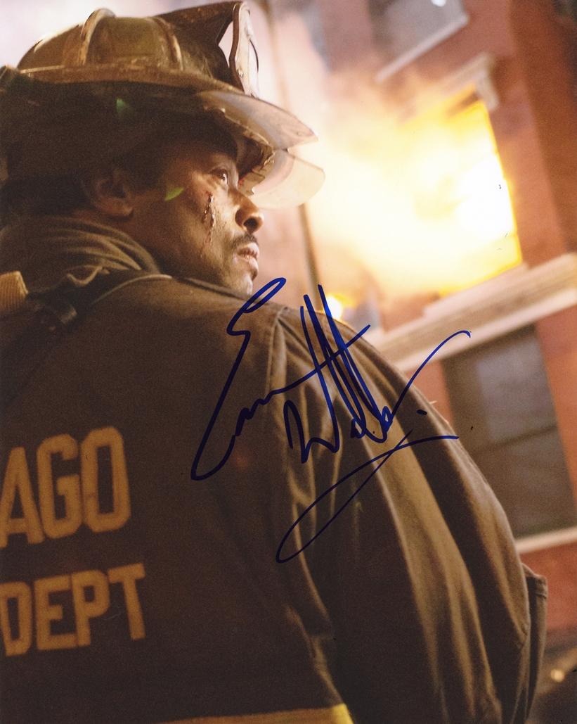 Eamonn Walker Signed Photo